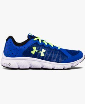 e6aeb596e88 Zapatos para correr UA Micro G® Assert 6 para edad de escuela primaria