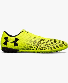 Chuteira Society Masculina Under Armour CF Force 3.0 Turf