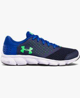 Boys' Grade School UA Micro G® Rave Running Shoes