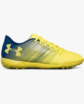 Zapatos para Fútbol UA Spotlight Turf Jr. para Niños