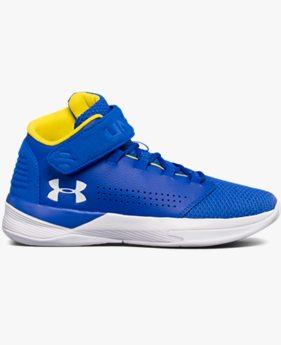 Boys' Grade School UA Get B Zee Basketball Shoes