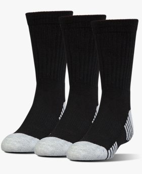 HeatGear® Tech Crew Socks 3-Pack