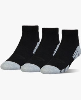 Socken HeatGear® Tech Lo Cut 3er-Pack