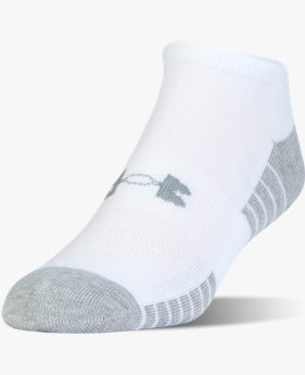 Socken HeatGear® Tech No Show 3er-Pack