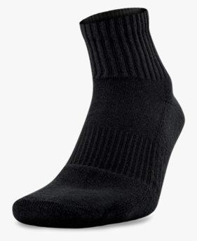 UA Charged Cotton® 2.0 Quarter Çorap