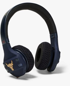 UA Sport Wireless Train hoofdtelefoon — Project Rock Edition