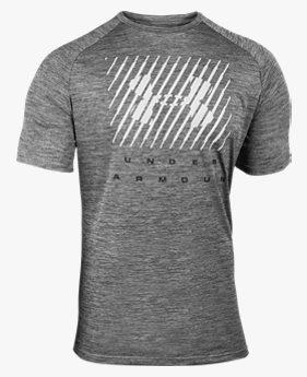 Camiseta Tech Twist Graphic