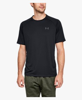Camiseta Masculina Under Armour Tech 2.0