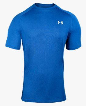Camiseta de Treino Masculina Under Armour Tech 2.0 SS Tee Novelty