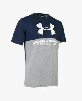 Camiseta de Treino Masculina Under Armour Performance Apparel