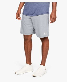 Shorts de Treino Masculino Under Armour Sportstyle Cotton