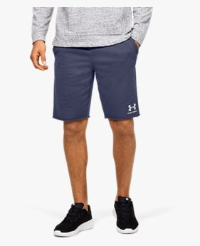 Shorts de Treino Masculino Under Armour Sportstyle Terry