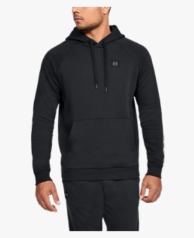 Moletom Masculino Under Armour Sportstyle Terry FZ
