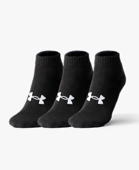Unisex UA Core Low Cut 3-Pack Socks