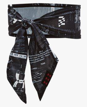 Unisex UA 25 Anniversary Printed Tie Headband
