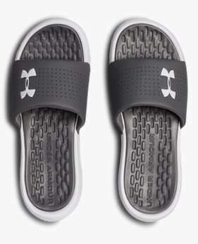 Chanclas UA Playmaker Fixed Strap para hombre