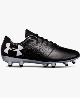 Boys' UA Magnetico Select FG JR Football Boots