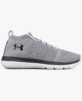 Boys' UA Slingflex Rise Running Shoes