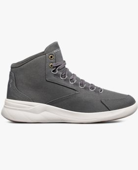 Tênis Sportstyle Feminino Under Armour Charged Pivot Mid Canvas