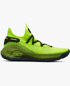 Chaussures de basket Grade School UA Curry 6