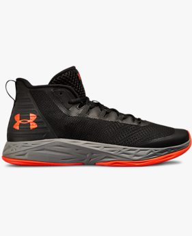 Sepatu Bola Basket UA Jet Mid untuk Pria 6404fdbd5f