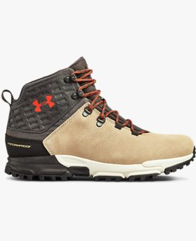 Tênis Masculino Under Armour Brower Mid WP Trail