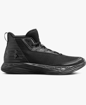 Boys' Grade School UA Jet 2018 SYN Basketball Shoes
