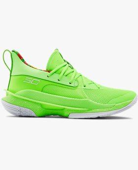 Men's UA Curry 7 Basketball Shoes