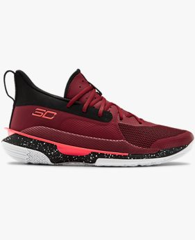 Tênis de Basquete Masculino Under Armour Curry 7