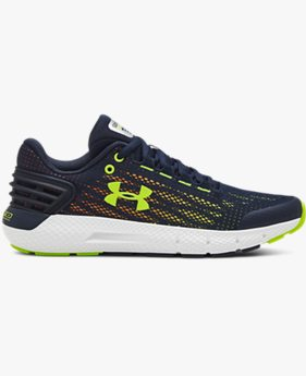 Erkek Çocuk UA Charged Rogue Koşu Ayakkabısı