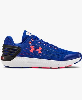 Boys' Primary School UA Charged Rogue Running Shoes