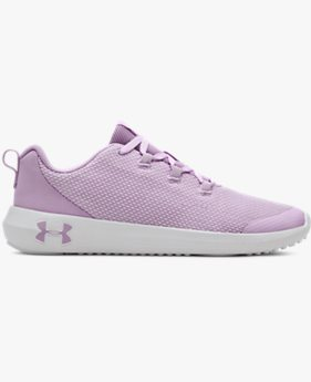 Girls' Grade School UA Ripple NM Shoes