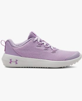 Zapatillas Pre-School UA Ripple NM para niña