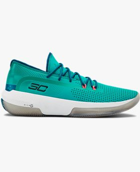 Tênis de Basquete Masculino Under Armour CURRY 3ZER0 III