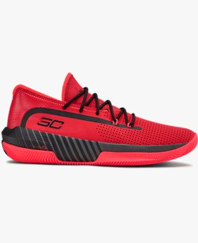 Men's UA SC 3ZER0 III Basketball Shoes