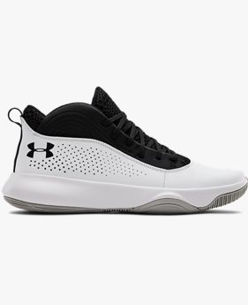 Men's UA Lockdown 4 Basketball Shoes