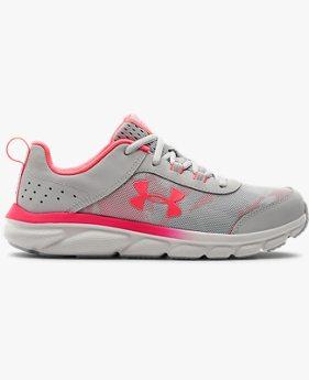 Çocuk UA Assert 8 Koşu Ayakkabısı
