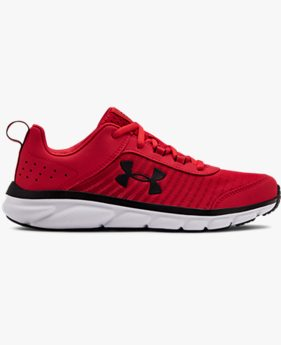 Primary School UA Assert 8 Running Shoes