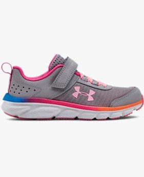 Çocuk UA Assert 8 AC Koşu Ayakkabısı