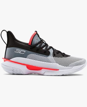 Chaussures de basket Grade School UA Curry 7