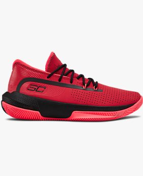 Primary School UA SC 3ZER0 III Basketball Shoes