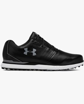Zapatillas de golf UA Showdown SL Wide E para hombre
