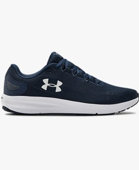 Herenhardloopschoenen UA Charged Pursuit 2