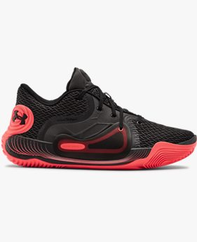 Herenbasketbalschoenen UA Spawn 2