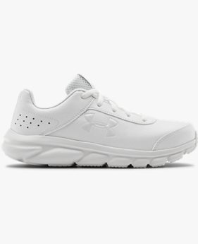 Zapatillas de running Grade School UA Assert 8 Uniform Synthetic