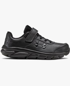 Zapatillas Pre-School UA Assert 8 Uniform Synthetic AC