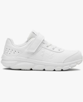 Scarpe Pre-School UA Assert 8 Uniform Synthetic AC