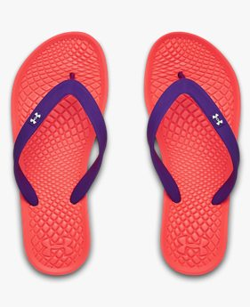 Girls' UA Atlantic Dune II Sandals