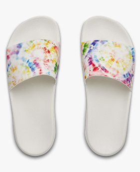 Unisex slippers UA Core Remix Pride