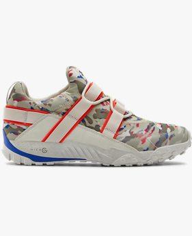 유니섹스 UA 발세츠 트랙 PRDS 카모 스포츠스타일 신발